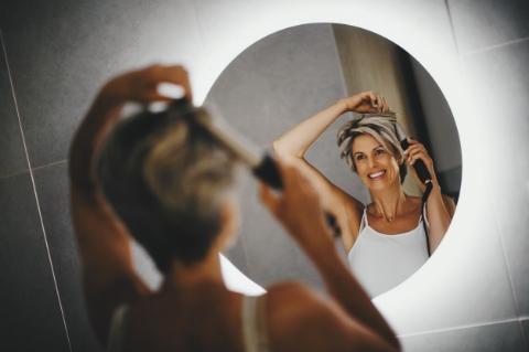 Kısa Saç Maşa Modelleri: Nasıl Yapılır? -2