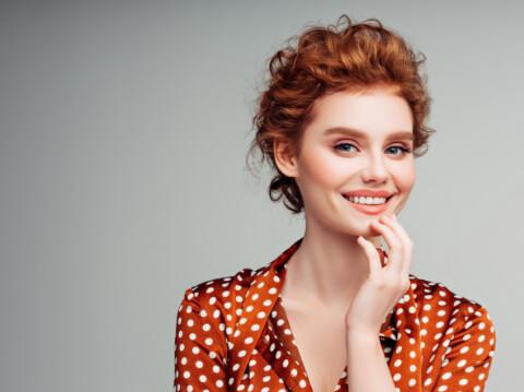 Yükselen Saç Trendi: Vişne Kızıl-2