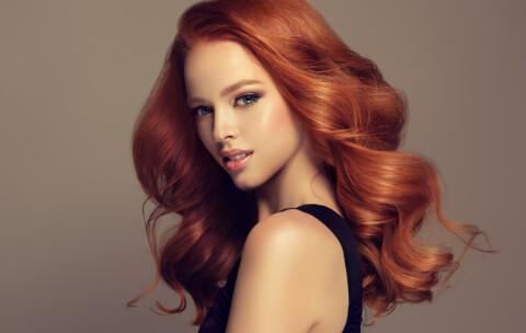 Yükselen Saç Trendi: Vişne Kızıl-6
