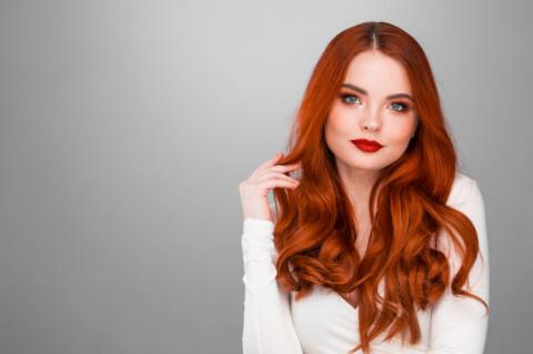 Yükselen Saç Trendi: Vişne Kızıl-12