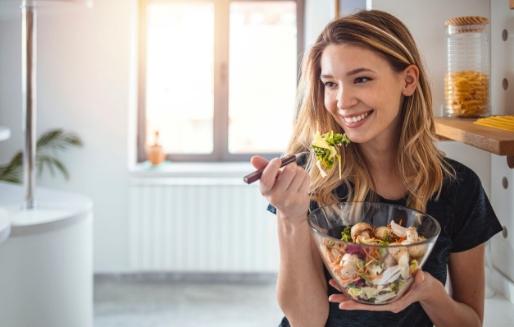 Sezgisel Beslenme Nedir? - Saç Bakım Güzellik