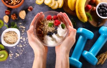 Egzersizden Önce ve Sonra Yediklerinize Dikkat Edin