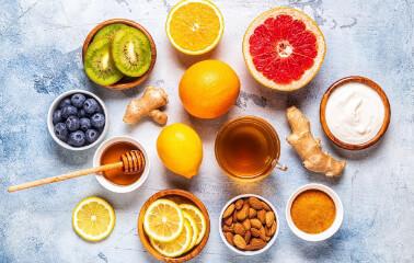 C Vitamini ve Cilt Bakımı - Saç Bakım Güzellik