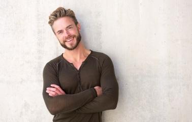 Kare Yüzler İçin En İyi Erkek Saç Kesimleri - Saç Bakım Güzellik