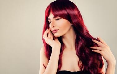 Koyu Kızıl Saç Rengi, Kimlere Yakışır?