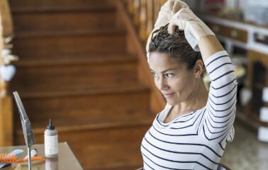 Yanlış Boyanan Saç Nasıl Düzeltilir?