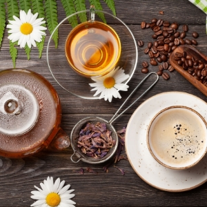Çay ve Kahvenin Dişlere Etkisi