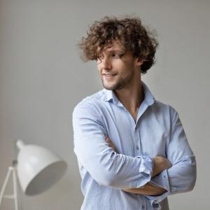 Erkekler İçin Dalgalı Saç Modelleri