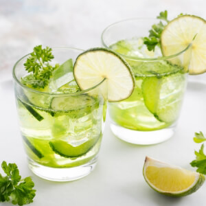 Maydanoz ve Limon Detoksu